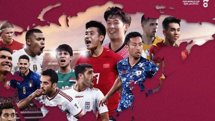 Jadwal Pertandingan Kualifikasi Piala Dunia di Jeda Internasional Musim Ini