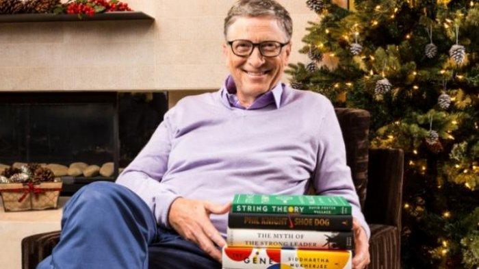Bill Gates Orang Terkaya di Dunia Selalu Membawa dan Menggunakan Benda Sederhana Ini
