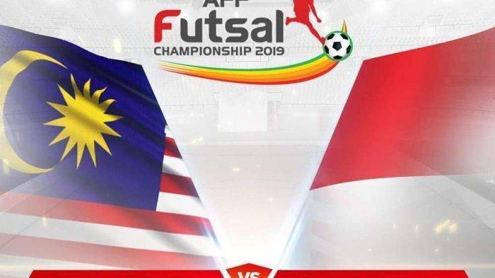 Piala AFF 2019: Live Streaming MNC TV Timnas Indonesia vs Malaysia Piala AFF Futsal Sore Ini Main