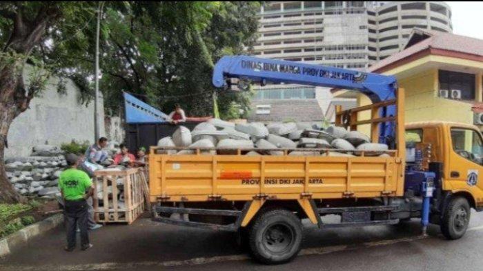 3.300 Unit LPJU Hibah Pemprov DKI Jakarta ke Pemkab Muarojambi Belum Dipasang, Ini Kata Kadis Perkim