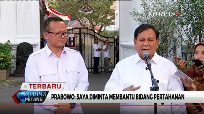 PKS Bereaksi Tahu Prabowo Bakal Jadi Menteri Jokowi: Ngapain Kemarin 2 Capres kalau Jadi Satu Juga?