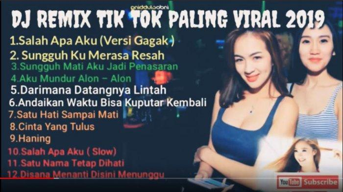 Download Lagu MP3 DJ Remix Entah Apa yang Merasukimu, Kompilasi DJ Gagak, DJ Slow, DJ Opus