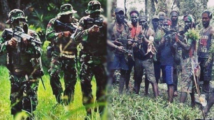 Gerombolan KKB Habis Dilibas TNI/Polri Pakai Timah Panas, Kapolda Papua Sebut Daerah ini Sudah Aman