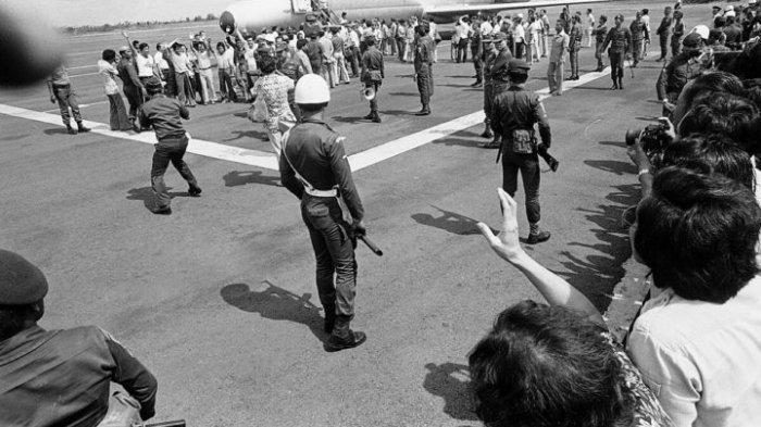 Kala Nama Kopassus Gegerkan Dunia Pada 31 Maret 1981, Serangan Kilat Tumpas Teroris di Operasi Woyla