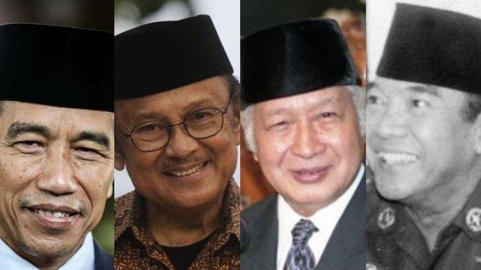 4 Presiden Indonesia Ini Selalu Guncang Dunia Lewat Prestasinya, 3 Diantaranya Lahir Bulan Juni Loh!