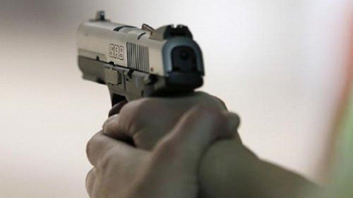 Melawan Petugas, Satu Perampok Toko Emas di Pasar Simpang Limun Tewas Ditembak