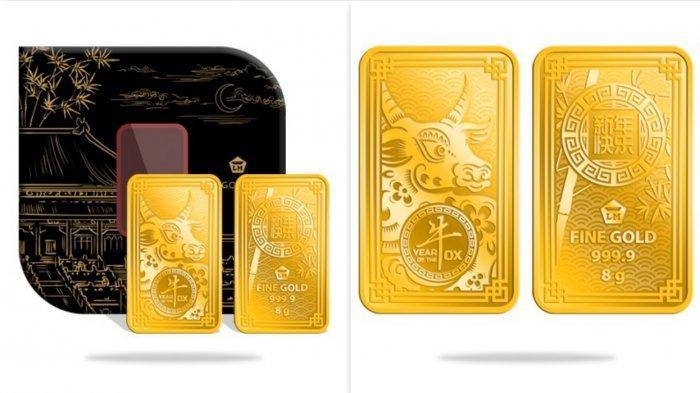 Harga Emas Hari Ini 11 Februari 2021 di Pegadaian, Emas Antam Naik dan Emas UBS Turun Harga