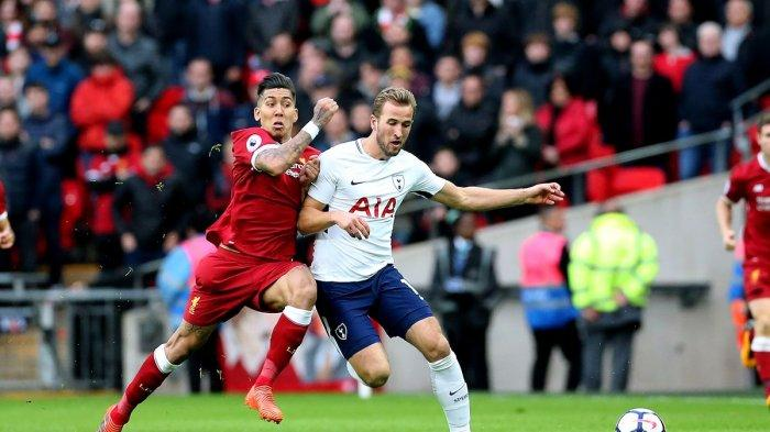Jadwal Siarang Langsung Liverpool vs Tottenham Hotspur di RCTI, serta West-Ham vs Everton di MNC TV