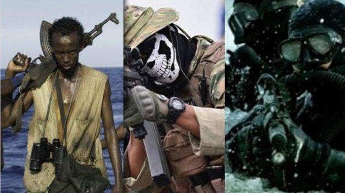 Dikejar Sampai Mati! Begini Jika Kopassus, Kopaska, Denjaka Bersatu Lawan Perompak Ganas di Somalia