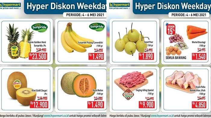 Promo Hypermart Terbaru 4 Mei 2021 Semua Bawang Diskon 15% Diskon Hingga 30 Persen Untuk Snack