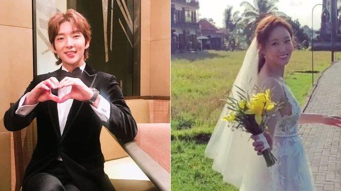 Sosok Suami Jeon Hye Bin Masih Dirahasiakan, Mantan Kekasih Lee Joon Gi Resmi Menikah di Bali