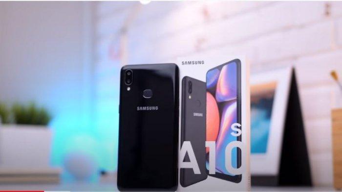HP Samsung Galaxy A10s Mendapatkan Diskon Hari ini, Lihat Harganya Disni