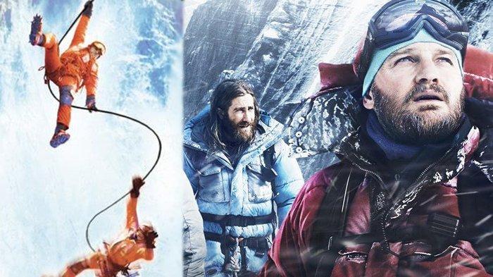 5 Film Seru Pendakian Puncak Gunung Everest, Mayat Terkubur di Es dan Dikejar Longsor Salju Mencair