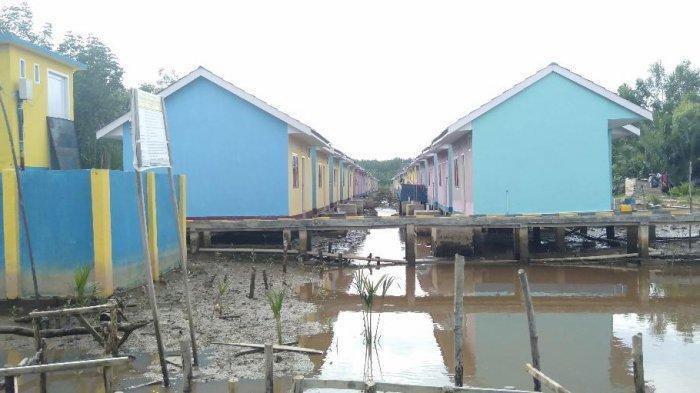 50 Rumah Nelayan di Kecamatan Mendahara, Tanjab Timur, Belum Dimanfaatkan, Ini Kendalanya