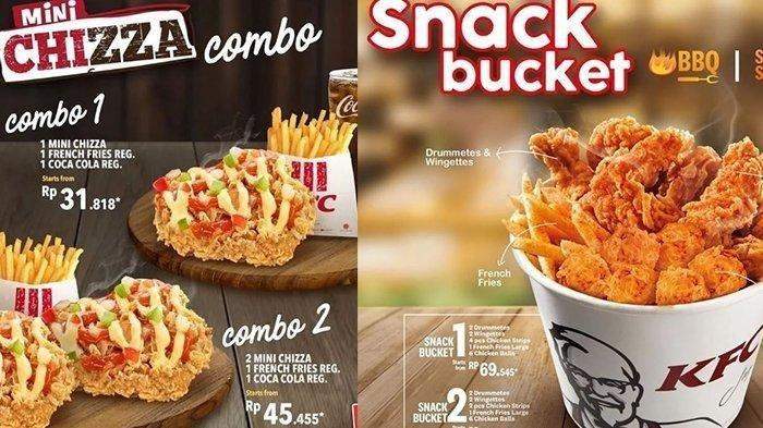 Deretan Promo Lengkap KFC, Ada 5 Ayam Hanya Rp 49.545, Jangan Lupa Tanggalnya