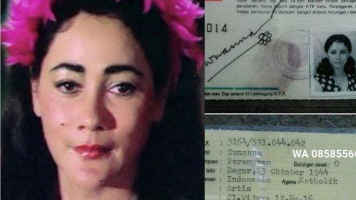 Terungkap Surat Wasiat Suzzana Setelah 10 Tahun Jadi Misteri, Begini Isi Sebenarnya!