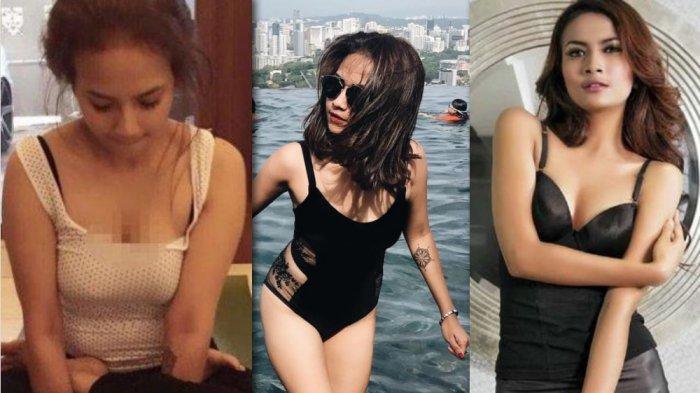 Pamer Bagian Dalamnya, Ini Deretan Foto 'Menantang' Vanessa Angel yang Sudah Dihapus di Media Sosial