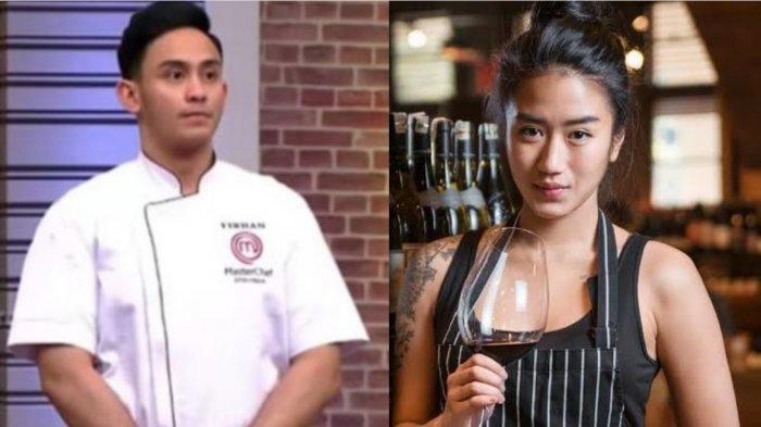 Kesalahan Fatal Firhan MasterChef Indonesia Ketika Chef Renatta Nyaris Makan Bahan Berbahaya