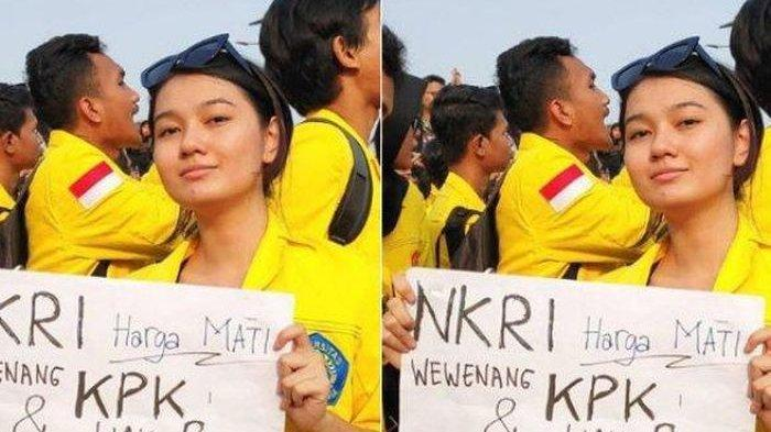 Ceritanya Bikin Senyum Sendiri, Cinlok Hingga Ketemu Mantan, Sederet Kisah di Demo di Gedung DPR RI