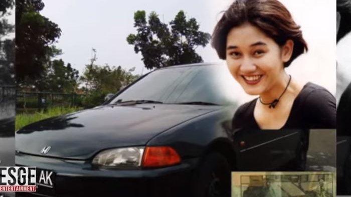 Misteri Kematian Nike Ardilla, Posisi Tubuh saat Honda Civic Kecelakaan Maut di Jalan RE Martadinata
