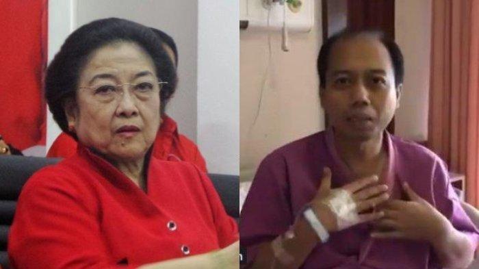 Dari China Megawati Minta Pemerintah agar Beri Penghormatan Terbaik untuk Sutopo Purwo Nugroho