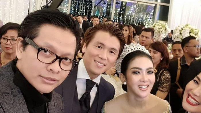 Armand Maulana & Dewi Gita Syok Lihat Souvenir Dinner Silahturami Syahrini- Reino, Ini Isinya!