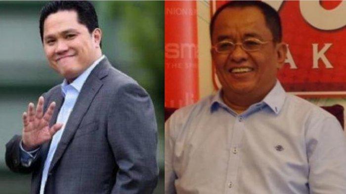 Menteri BUMN Erick Thohir Diancam, Said Didu Bongkar Sosok Peneror Itu, Sebut di Sekitar Kekuasaan
