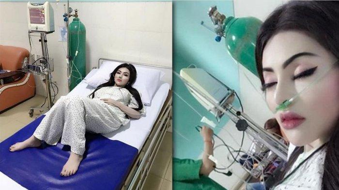 Wanita Ini Rela Poleskan Make Up Tebal Meskipun Sedang Sakit Parah, Takut Wajah Asli Dilihat Pacar