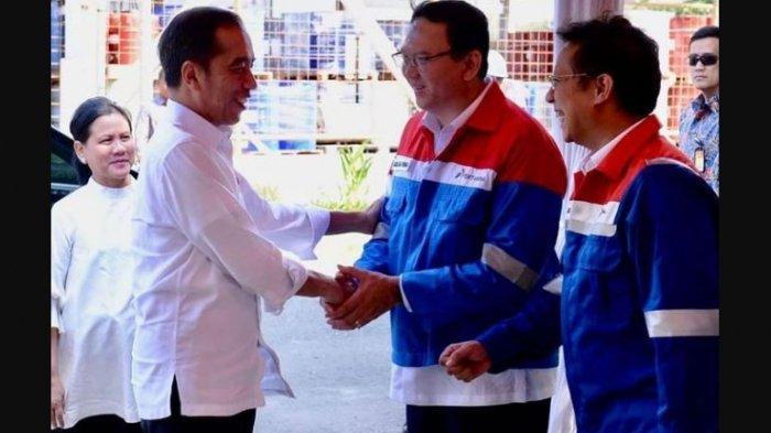 DAFTAR Relawan dan Politisi Pendukung Jokowi-Maruf Yang Dapat Posisi Empuk di BUMN