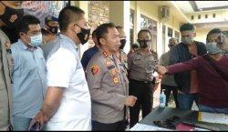 Enam Pelangsir Minyak Ilegal di Sarolangun Diamankan, Hendak Bawa ke Sumatera Selatan