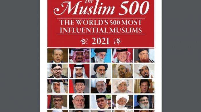 6 Tokoh Indonesia di Daftar 500 Muslim Berpengaruh 2021, Ada Jokowi dan Habib Luthfi bin Yahya