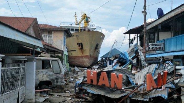 ADA Potensi Gempa Dahsyat Intai Mentawai dan Bengkulu, 8,9 SR Picu Gelombang Tsunami 12 Meter
