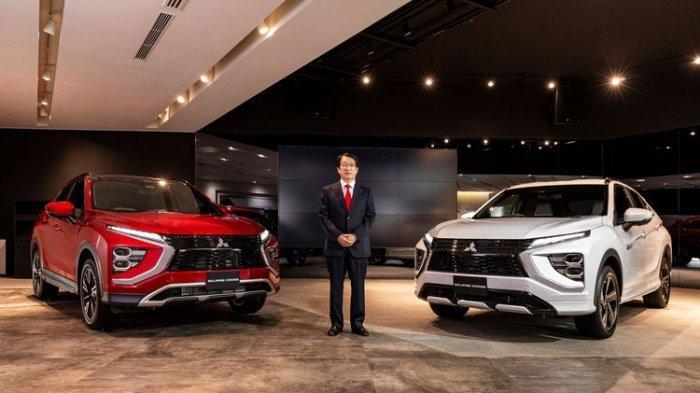 Eclipse Cross Generasi Baru Jadi Mobil PHEV Kedua Mitsubishi, Harganya Mulai Rp 500 jutaan