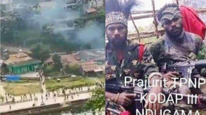 Ketika Kapolres Jayawijaya Ditembak 3 Kali oleh KKB, Begini Reaksi TNI-Polri Mendengar Hal Itu