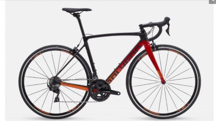 Polygon Strattos S7 Sepeda Balap Seri Tertinggi yang Mahal