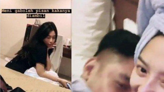 Baru Saja Nikah, Siti Badriah dan Krisjiana Langsung Bagikan Foto dan Video Malam Pertama di Ranjang