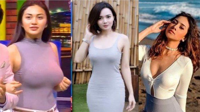 Punya Tubuh Super Seksi, Ternyata Tinggi Badan Anya Geraldine, Wika Salim dan Ariel Tatum Beda Tipis