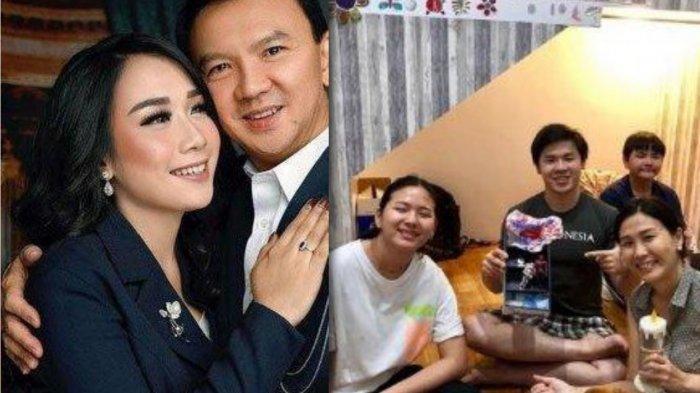 Veronica Tan Ulang Tahun, Ahok Tak Ucapkan Selamat Malah Lakukan Ini, Sang Putri Bikin Minuman Ini
