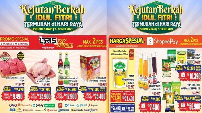 Promo Hypermart Hari Ini 8 Mei 2021 Promo JSM Kejutan Berkah Idul Fitri Promo Termurah di Hari Raya