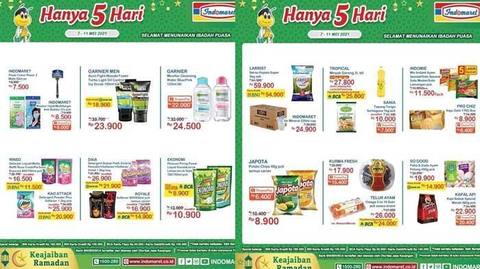 Promo Indomaret Hari Ini 9 Mei 2021 Super Hemat Promo Heboh Product of The Week Promosi Hari Ini