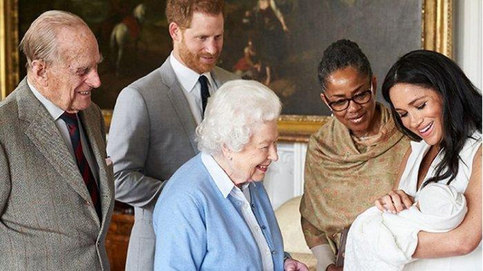 Makna Nama Kelima Cicit Ratu Elizabeth Yang Paling Disorot Publik