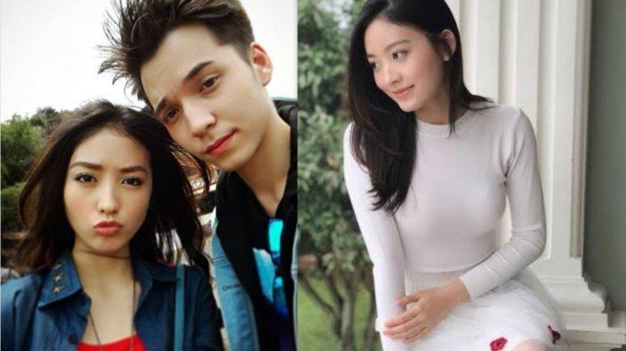 Ditinggal Nikah Diduga Ditikung Pelakor, Reaksi Natasha Wilona Saat Bertegur dengan Stefan William