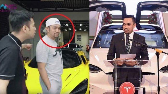 Siapa Ahmad Sahroni, Dulu Dilempar Asbak hingga Difitnah Maling, Kini Ketua Ferrari dan Anggota DPR