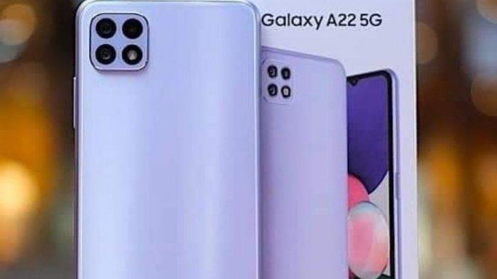 Harga Samsung Galaxy A22 LTE, Lengkap dengan Detail Produknya