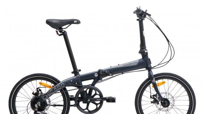 Element Bike Tawarkan Sepeda Lipat yang Harganya Ramah di Kantong