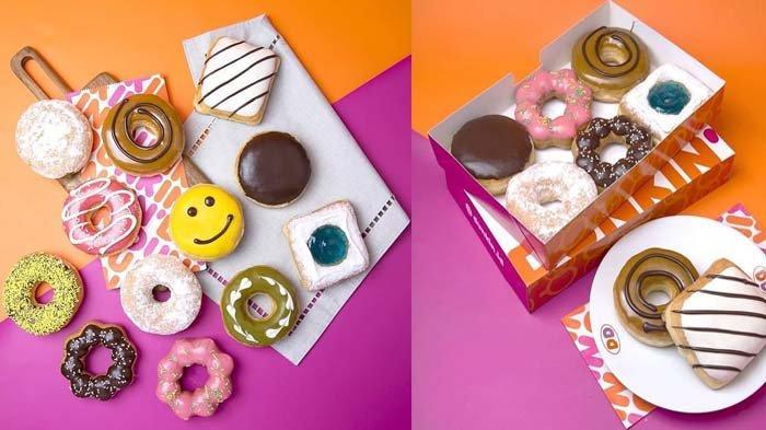 Promo Dunkin Donuts Hari Ini 15 April 2021 18 Donuts Classic Rp 120.000 Bisa Jadi Takjil