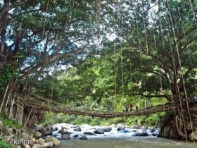 Titian Aka, 100 Tahun Penghubung Dua Desa