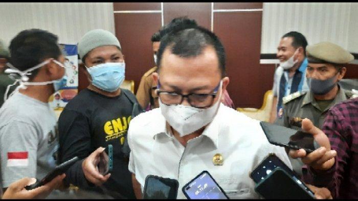 Kunker Komisi III DPRD Provinsi Jambi ke Merangin, Kerusakan Jalan Jadi Pembahasan