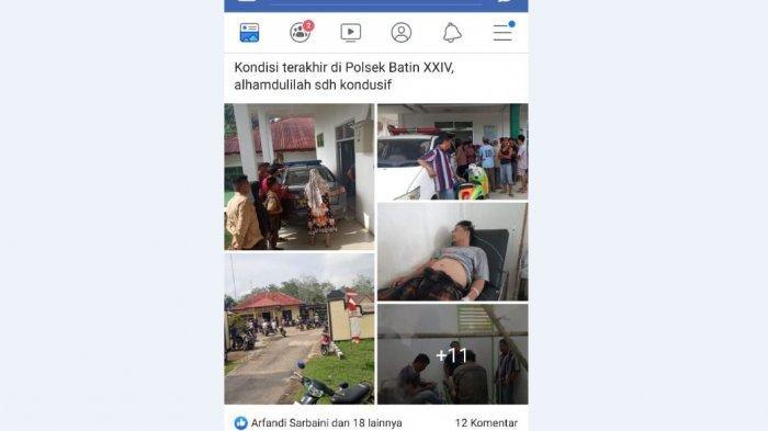 Duel Ketua PPP Batanghari Vs Pencuri, Kronologi Gun Menang Lalu Meninggal secara Mendadak