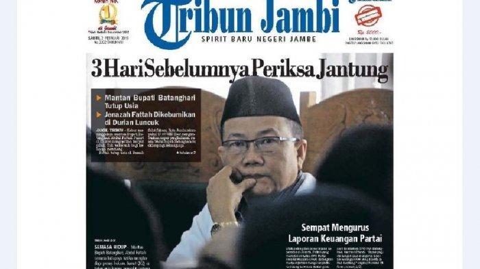 Sebelum Meninggal, Abdul Fattah Tanya Jumlah Payung di Rumah, Faizal Reza Terkejut Namun Termenung